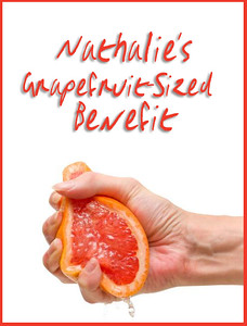 Nathalie's Grapefruit-Sized Benefit