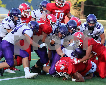LHS Football at Wyandotte