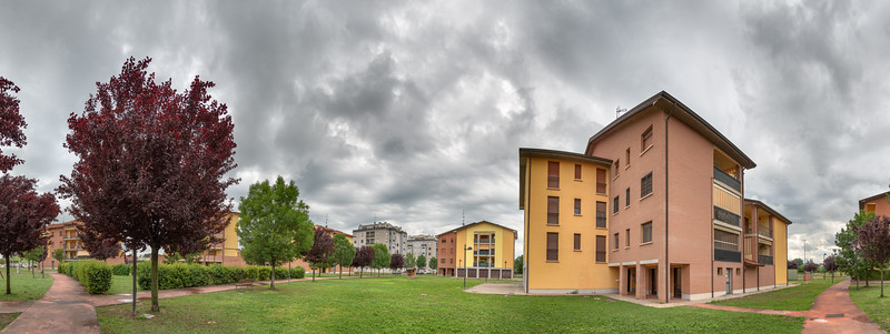 Via Plauto - Pieve Modolena, Reggio Emilia, Italy - May 29, 2020
