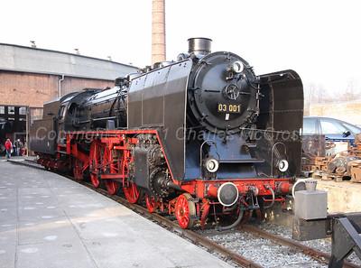 Railway Museum Dresden-Altstadt