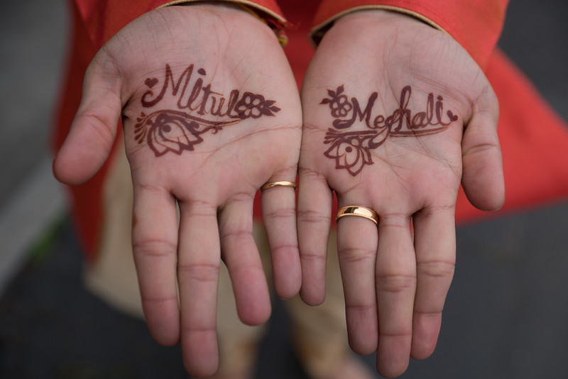 Meghali and Mitul - wedding - proofs