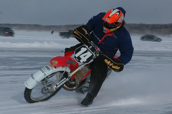 2007 AMA Ice Racing Nationals - Feb 3-4 2007