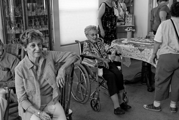 2009 June 27 -  Margaret Zapor - 90th Birthday