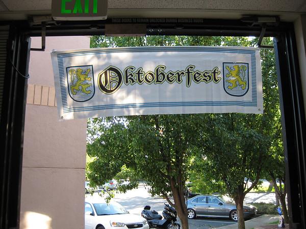 2009 Ocktoberfest