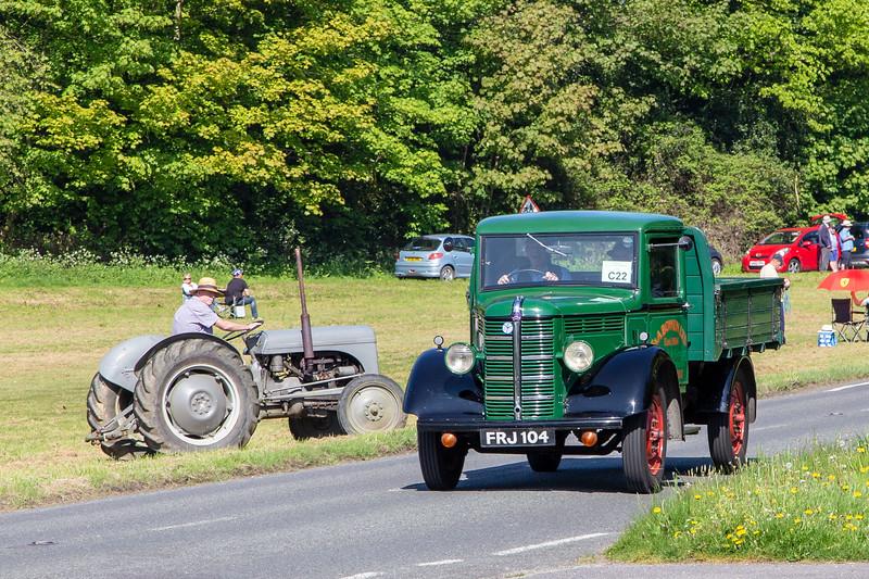 FRJ104 1938 Bedford Ws