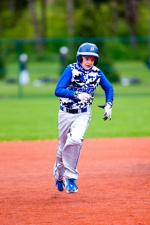 Nisqually Basin vs. Bowers Baseball, travel, April 27, 2013