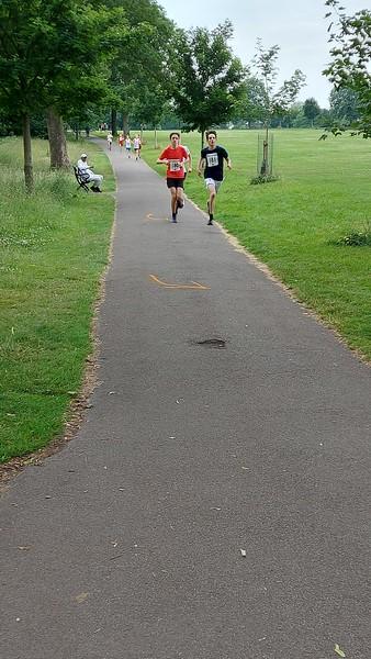 2 Mile / 1 Mile races Eastville Park JUNE 2021