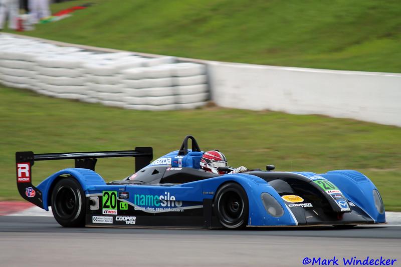 12th Matt McMurry JDC Motorsports