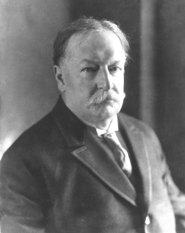 . William Howard Taft, 27th president of the United States. (AP Photo)