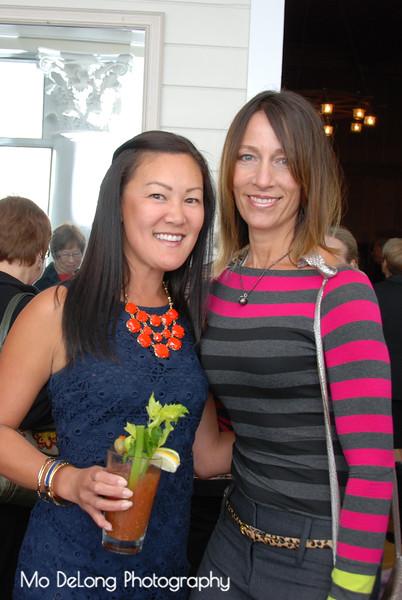 Ruthe Woods and Karen Lansill