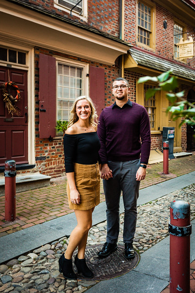 MICHELLE AND NICK - OLD CITY ENGAGEMENT SESSION - 21.jpg