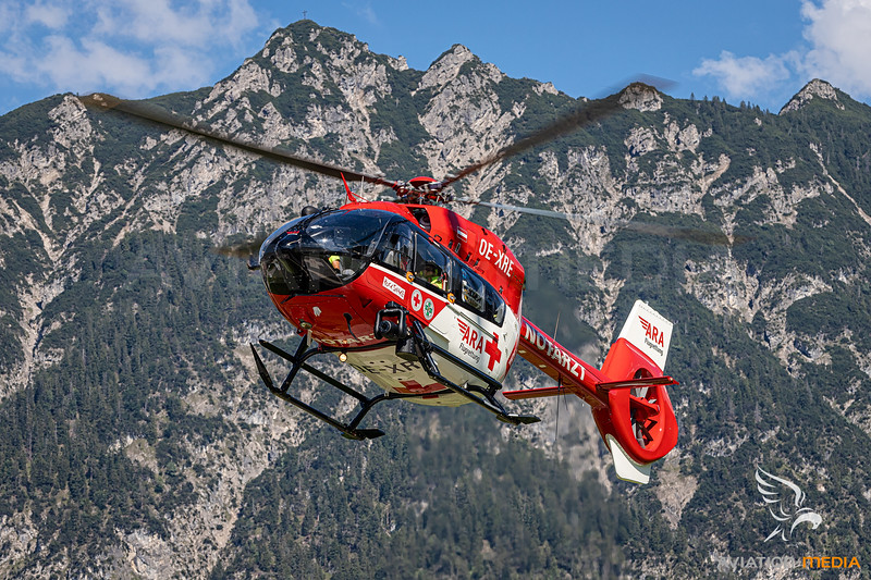 ARA Flugrettung / H145 / OE-XRE / RK-2