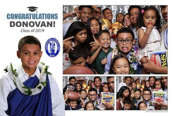 Donovan's Graduation Party (Fusion Photo Booth)