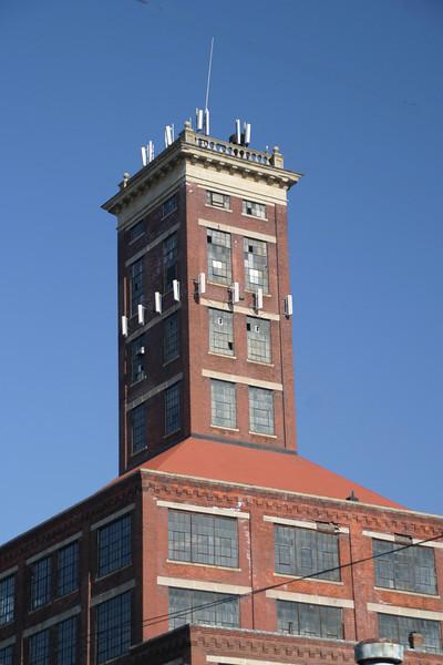 Remington Arms - Shot Tower