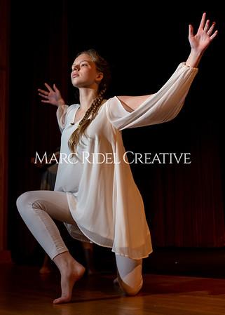 Broughton dance fusion dance rehearsal. November 15, 2019. D4S_0675
