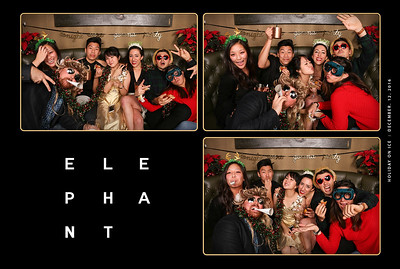 2016 Elephant Holiday Party