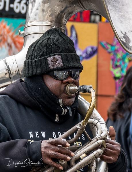 Jazz on Jackson Square