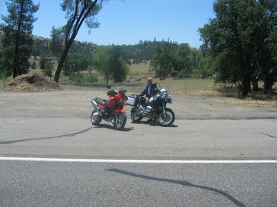 09 Mt Shasta Dual Sport Ride