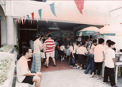 4th Foundation Day 2002
