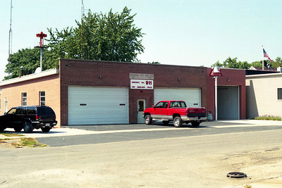 RANDOLPH TOWNSHIP FIRE DEPARTMENT  -  HEYWORTH