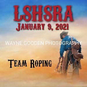 LSHSRA Team Roping Jan 2021