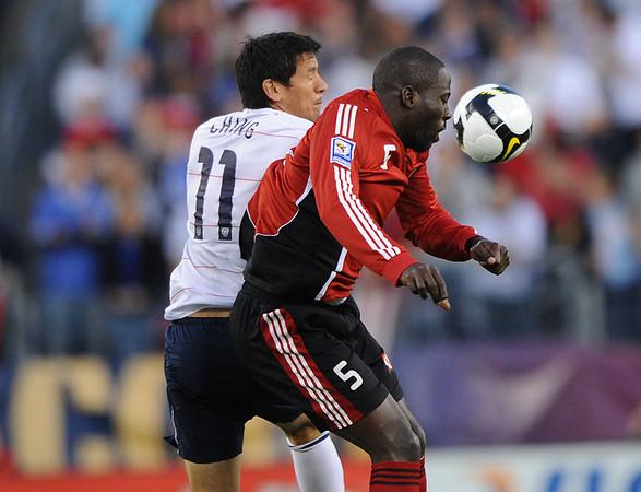 World Cup Prelim '09 USA vs Trin