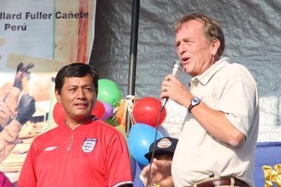 PERU Kickoff Sunday