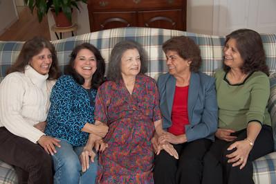 D'Sena Sisters Weekend