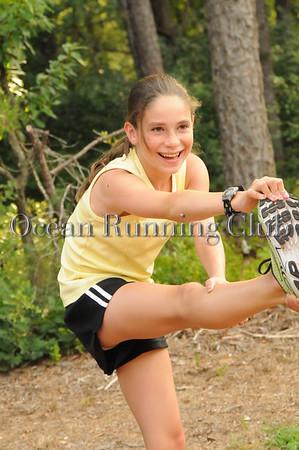 Week 4 One Mile Run