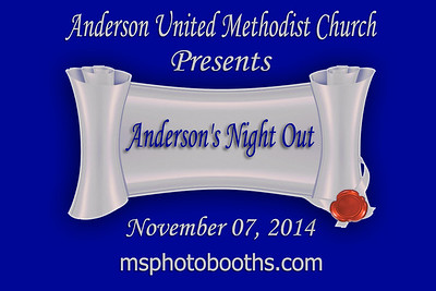 2014-11-07 Anderson's Night Out