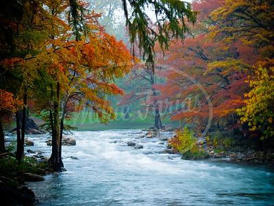New Braunfels Fall Landscapes