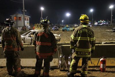 2021 Monroe County Fair Demolition Derby