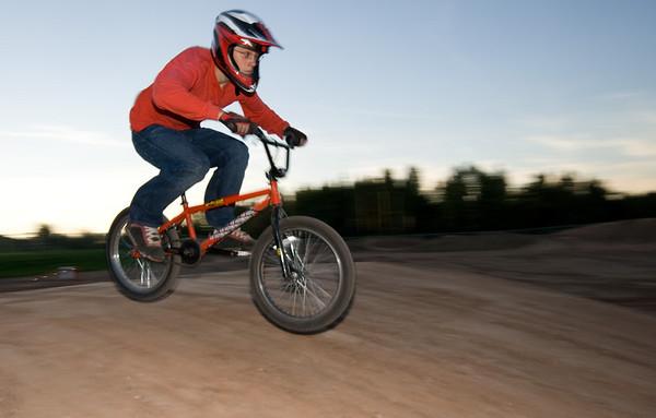BMX in Dieppe