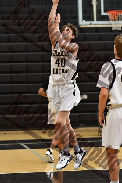 2019 Freshman Boys McMinn Central Vs Bradley Central Bears @ Jim Smiddy Arena