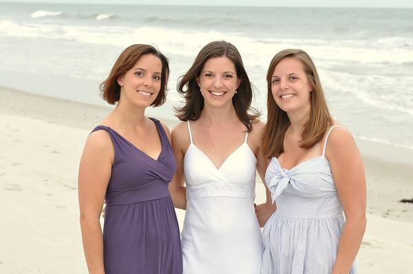 Holden Beach NC Family Portraits Marinaro Family