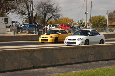 SUBARU: Fall Subaru shootout at Byron Dragway - 10/22/05