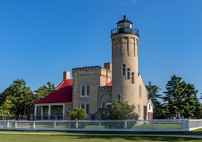 Great Lakes Lighthouses (2018)