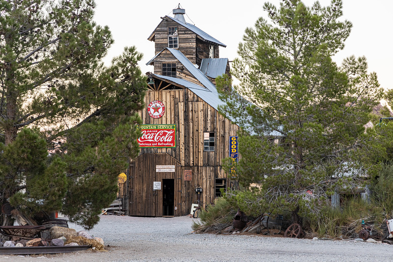 Nelson Nevada Ghost Town El Dorado Canyon Techatticup Mine  August 20, 2019  21_.jpg