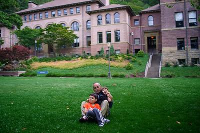 September 2014.. Shigeru visits USA!