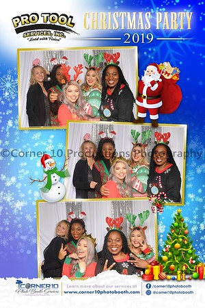 Pro Tool Services, Inc. Christmas Party 2019