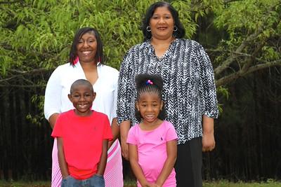 Jane'a & Family
