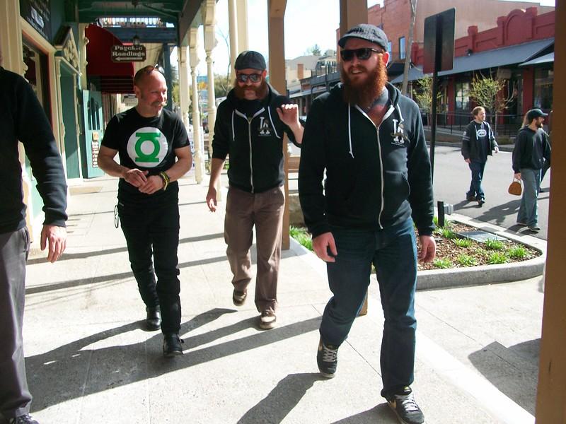 Al, Steve, & John!!!