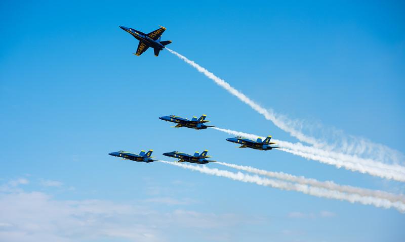 Blue Angels Five