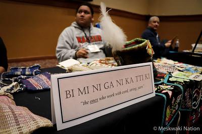 We we ni to tti ki (Meskwaki Art & Culture Symposium)