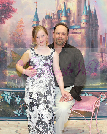 Pioneer School - Father Daughter Dance 2014