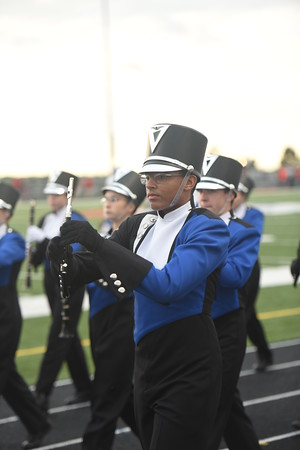 Marching Band, Seward Football Game