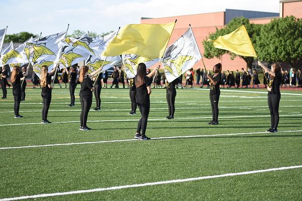 Shawnee Mission West 2018 Graduation