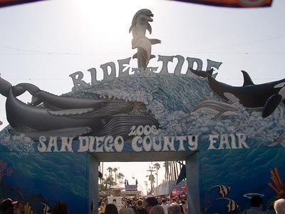 SD County Fair: One Day
