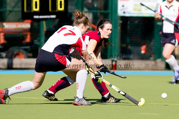Olton and West Warwickshire 1st XI  - Ladies