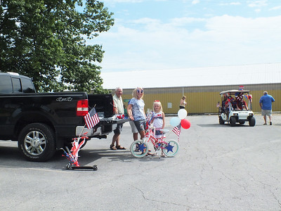 LYC 4th of July Golf Cart Parade 2016